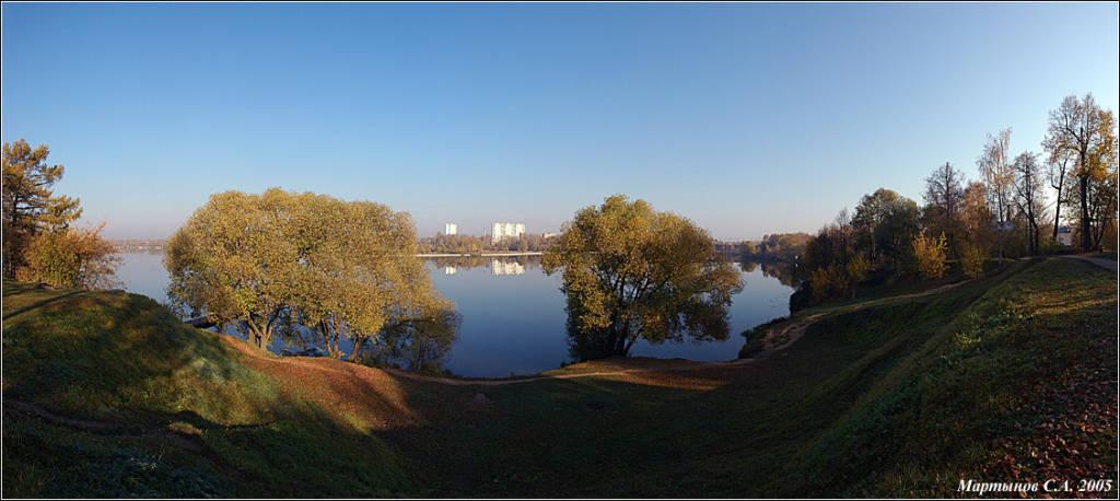 Красоты Клязьминского водохранилища