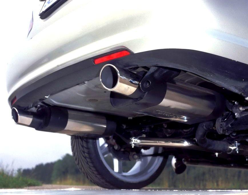 Выбор глушителя для автомобиля