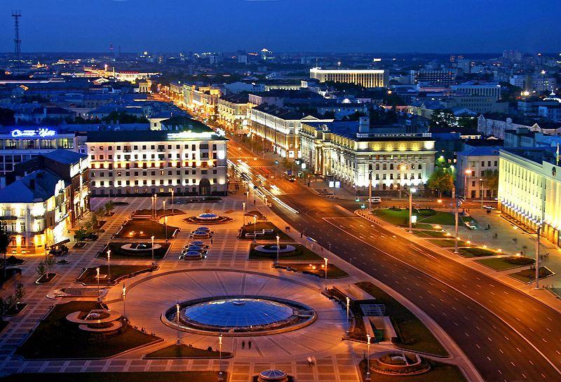 Туризм в столице Беларуси