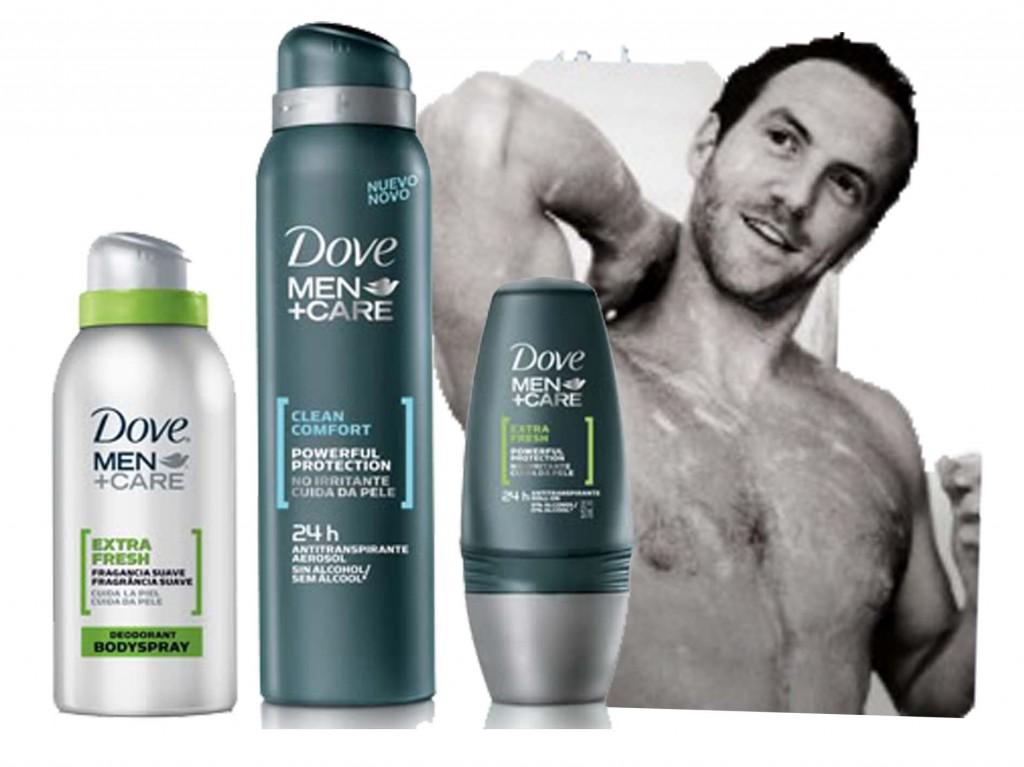«Dove Men+Care»: великолепная линия для мужчин