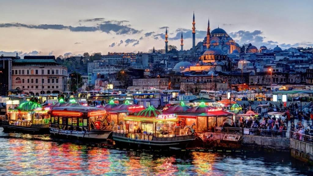 Такой многогранный Стамбул