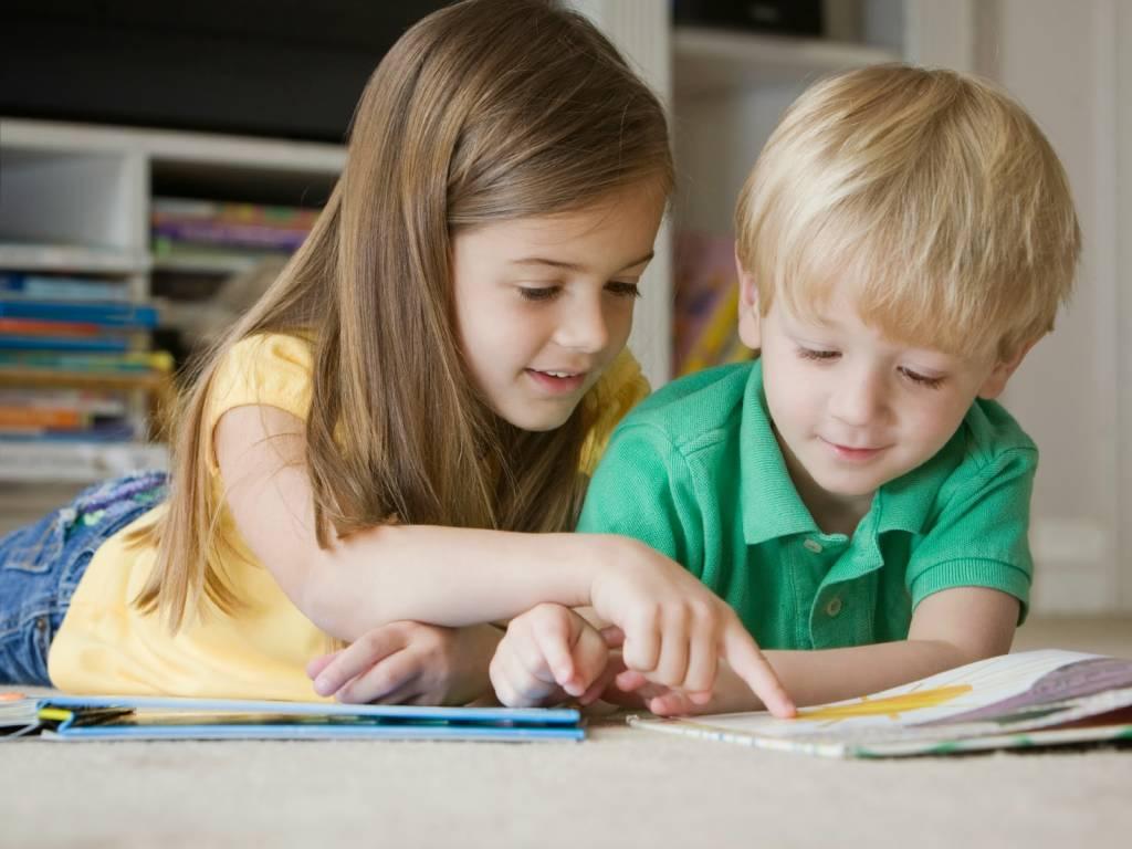 Роль книги в развитии детей