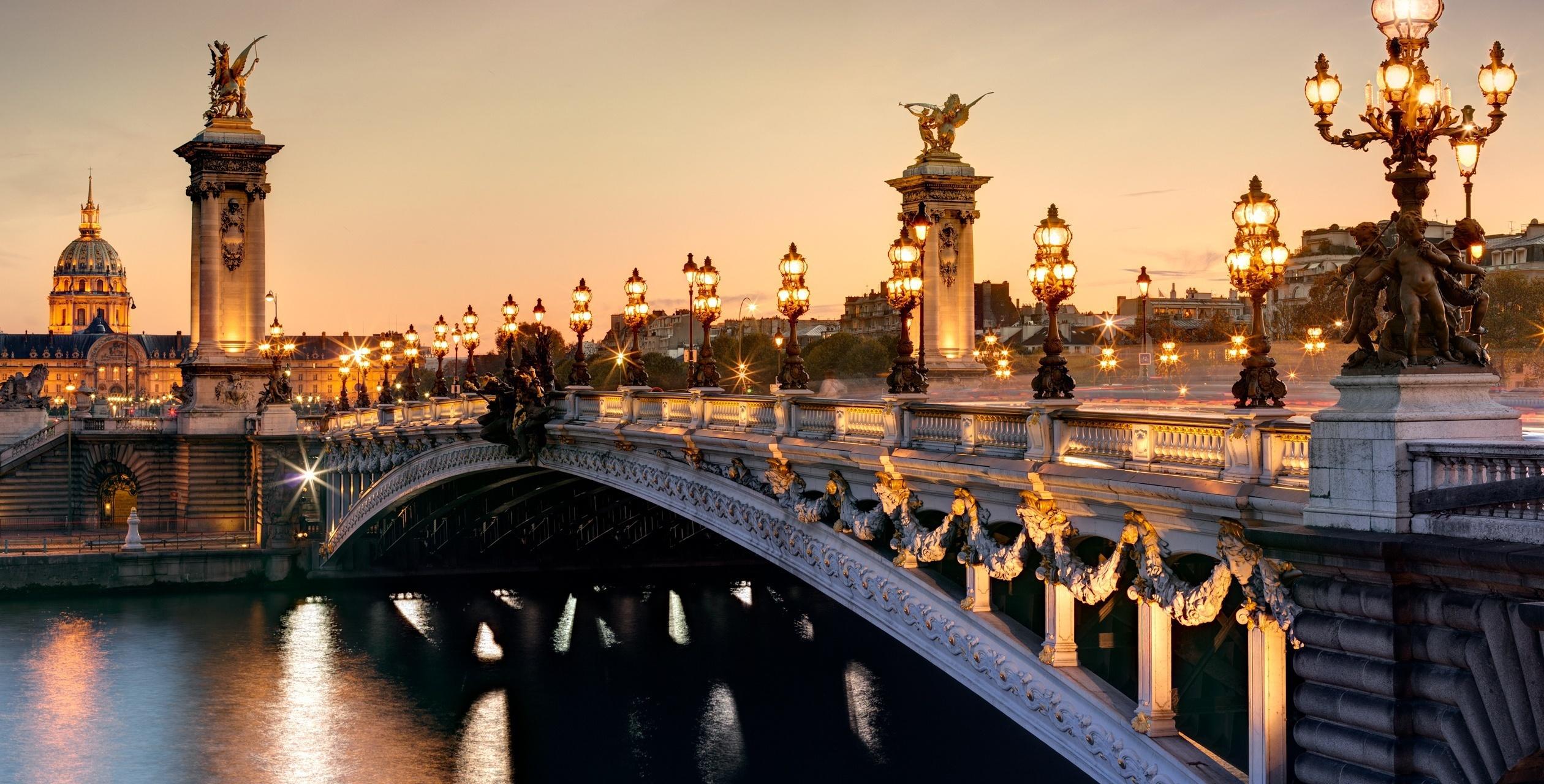 Поездка во Францию — куда и когда ехать