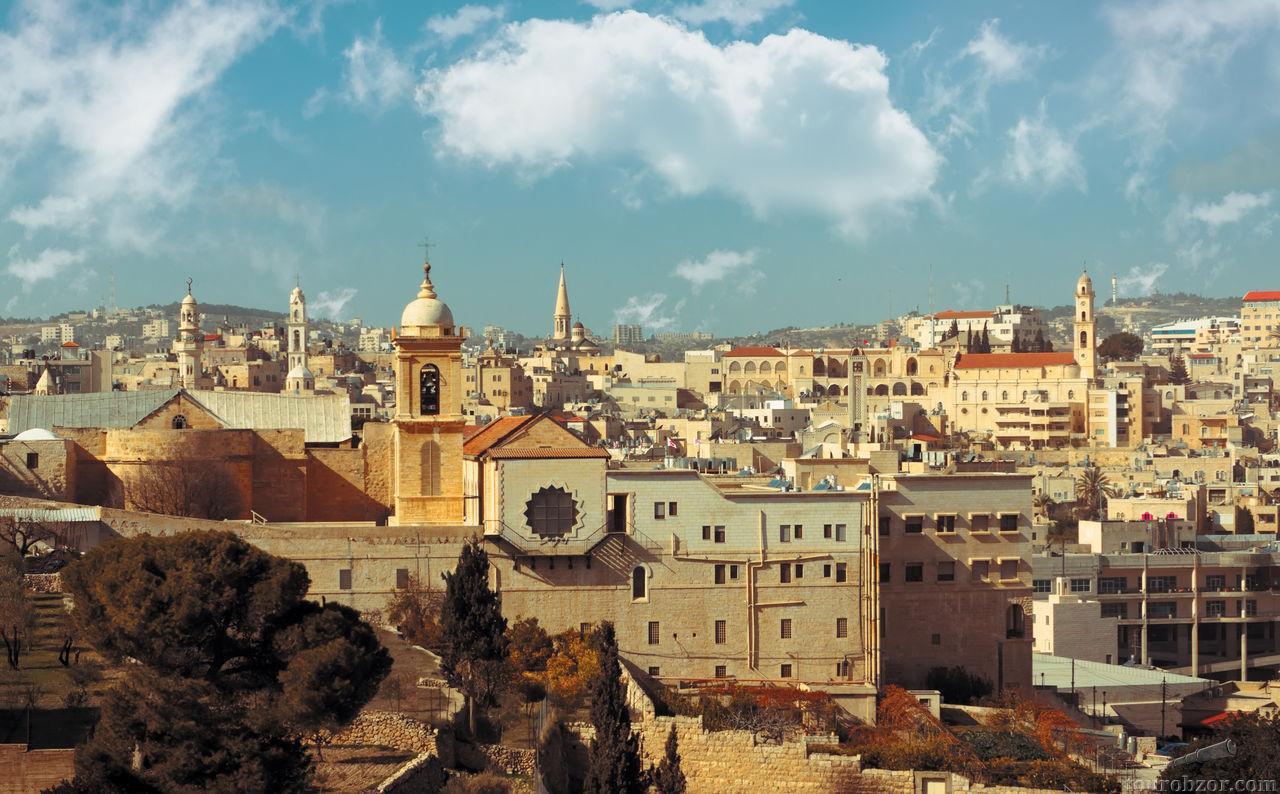 Вифлеем. Израиль